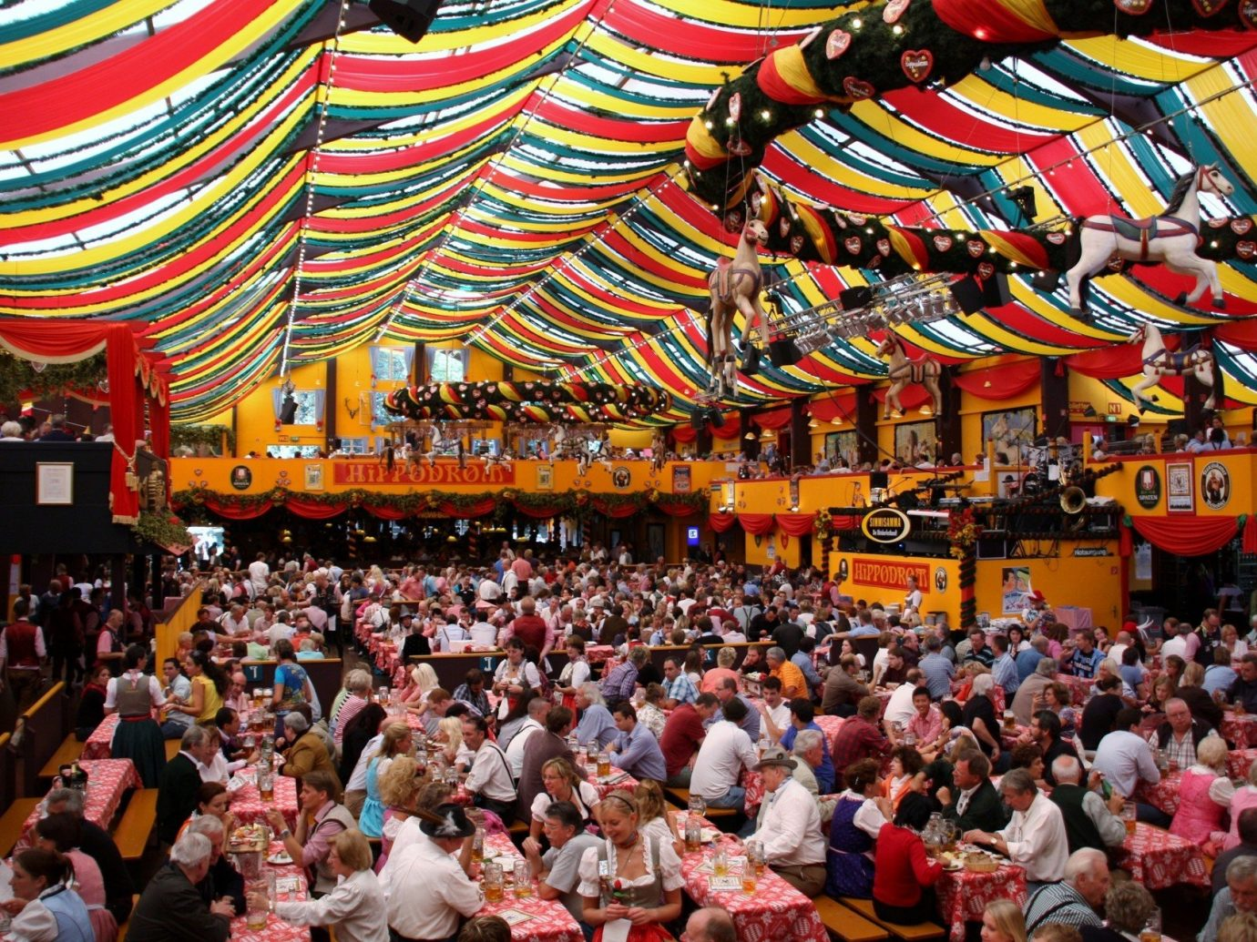 Offbeat Trip Ideas person crowd people outdoor colorful audience event festival bazaar market fair chinese new year colored auditorium
