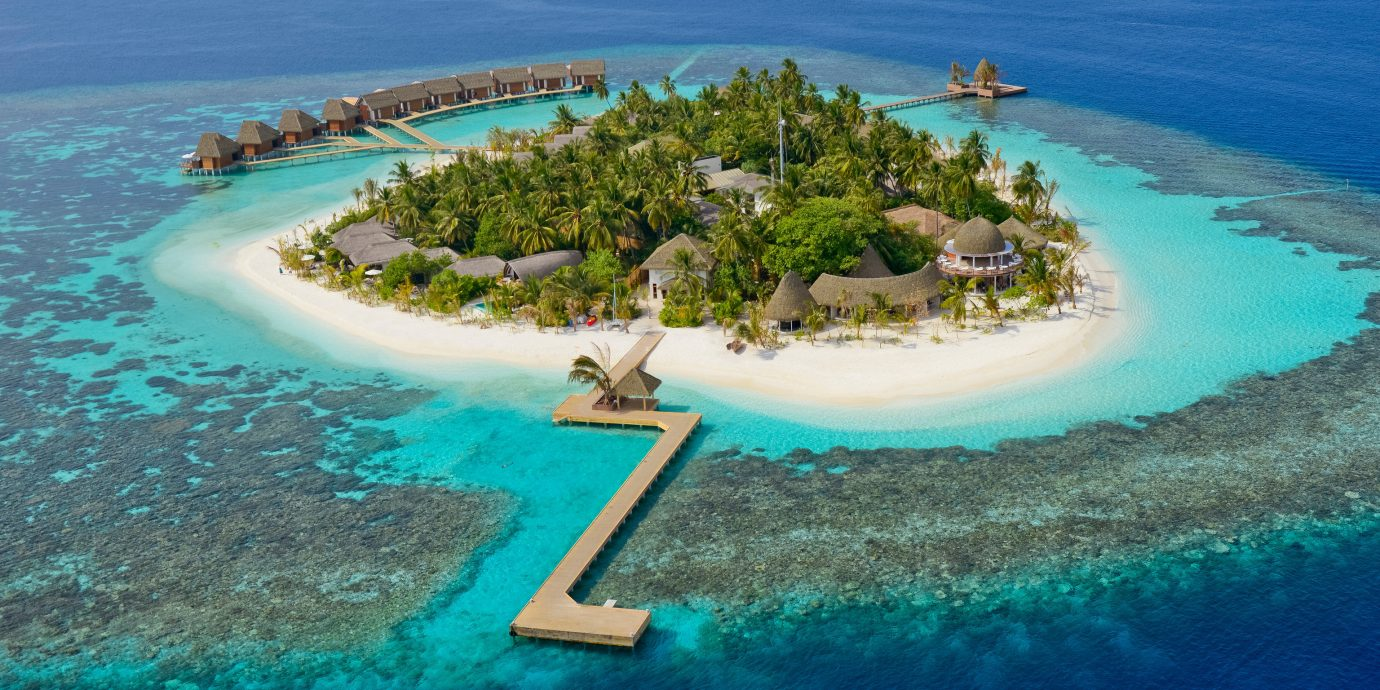 Hotels Test Tag Travel Tips Trip Ideas water reef Nature landform archipelago Sea caribbean Ocean Coast swimming pool islet Beach vacation atoll Island Lagoon Resort bay shore cape tropics cay cove blue swimming lined