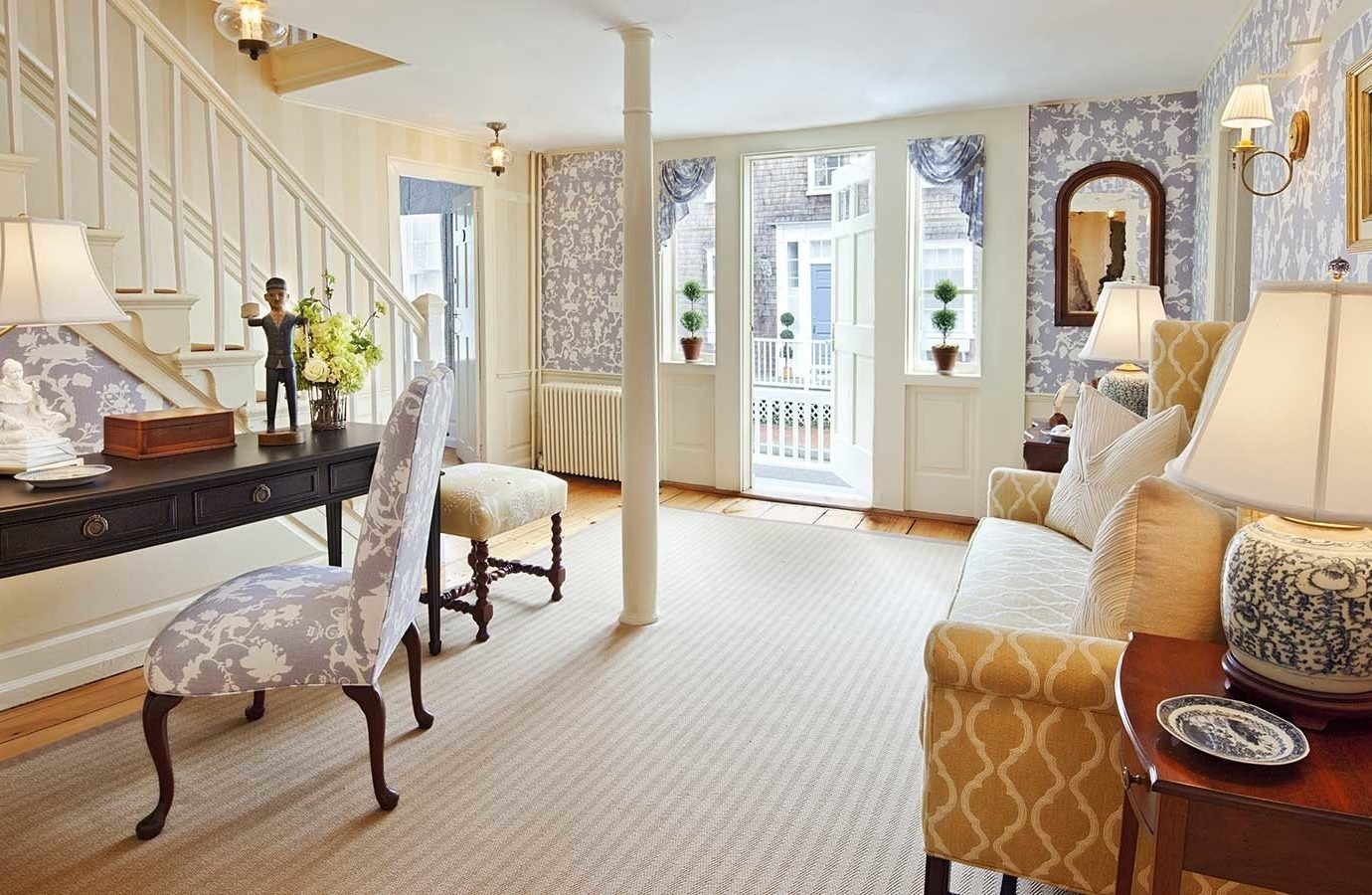 Hotels indoor floor room wall window living room Living property home interior design flooring ceiling dining room real estate estate furniture hardwood wood flooring Bedroom interior designer window treatment decorated