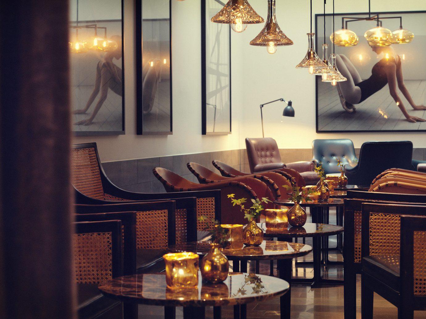 Hotels Stockholm Sweden room indoor interior design dining room furniture table home restaurant living room set