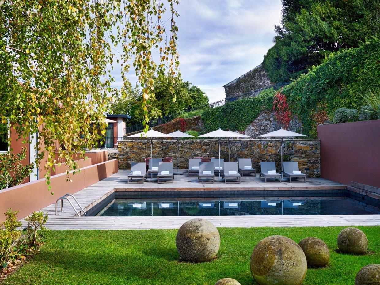 Hotels Trip Ideas tree grass outdoor property park backyard estate Garden swimming pool Courtyard reflecting pool yard home lawn landscape architect Villa water feature outdoor structure landscaping pond