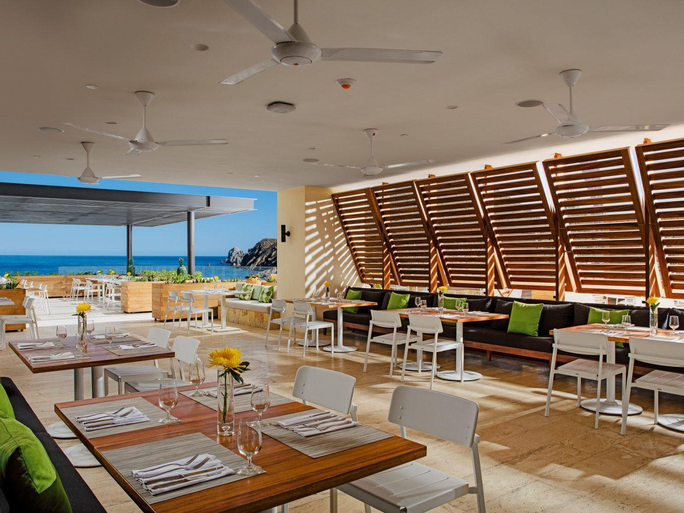Restaurant at Breathless Cabo San Lucas