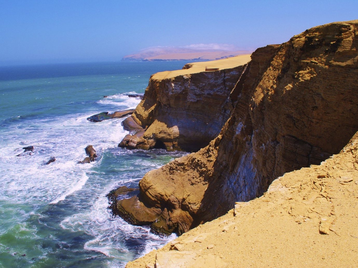 Trip Ideas sky outdoor rock Nature mountain Coast Sea shore cliff geographical feature landform Ocean body of water rocky Beach water terrain wave vacation cape landscape bay sand material cove formation geology stack