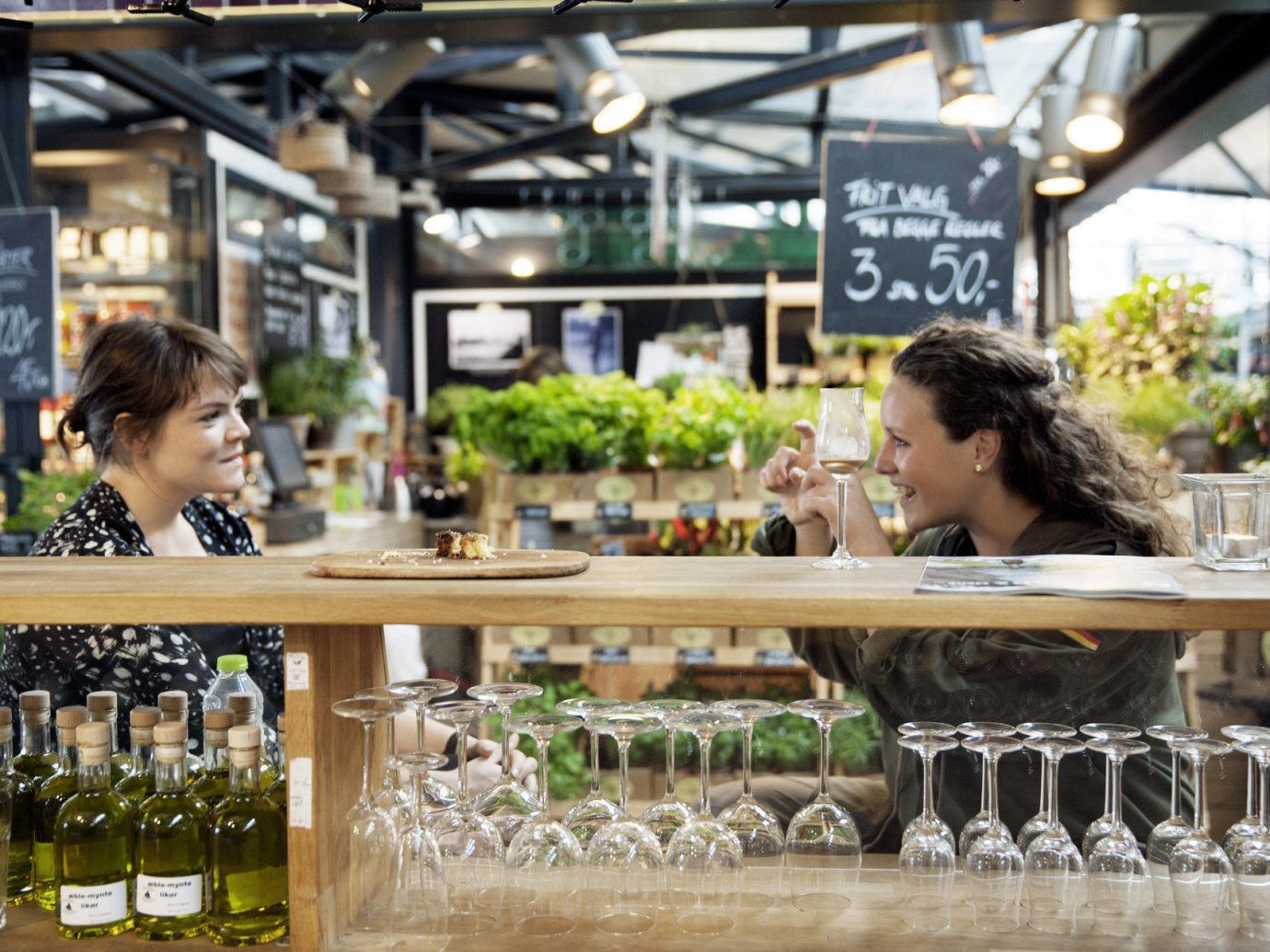 Food + Drink person floristry meal restaurant sense brunch retail Bar table