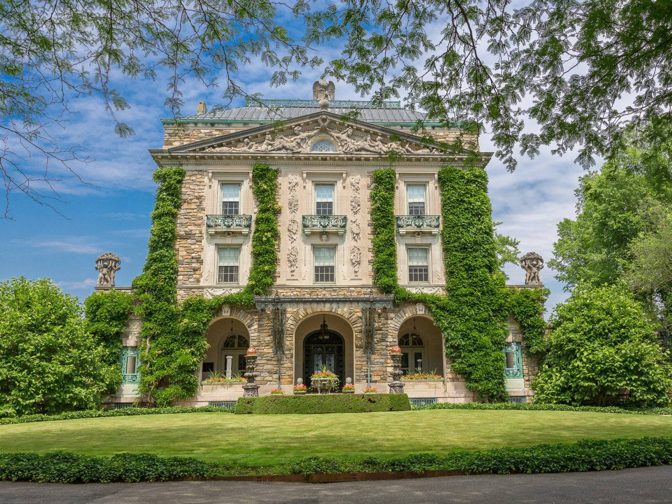 Kykuit, the Rockefeller Estate - Historic Hudson Valley