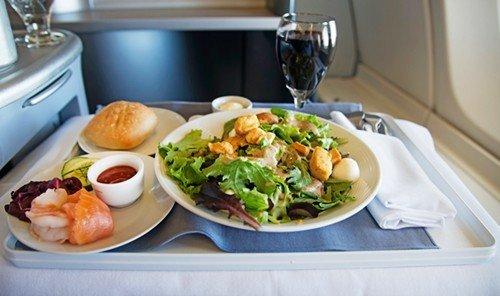 Food + Drink food dish indoor plate lunch meal breakfast cuisine tray brunch restaurant salad produce