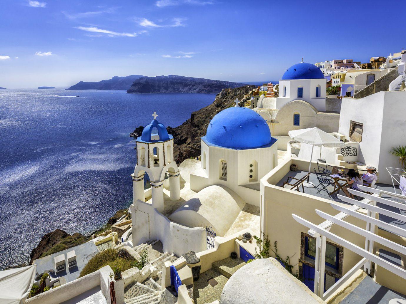 Romance Trip Ideas sky outdoor blue Sea tourism water vacation Ocean real estate Coast travel house building