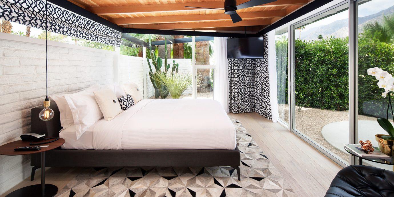 Bedroom at L'Horizon
