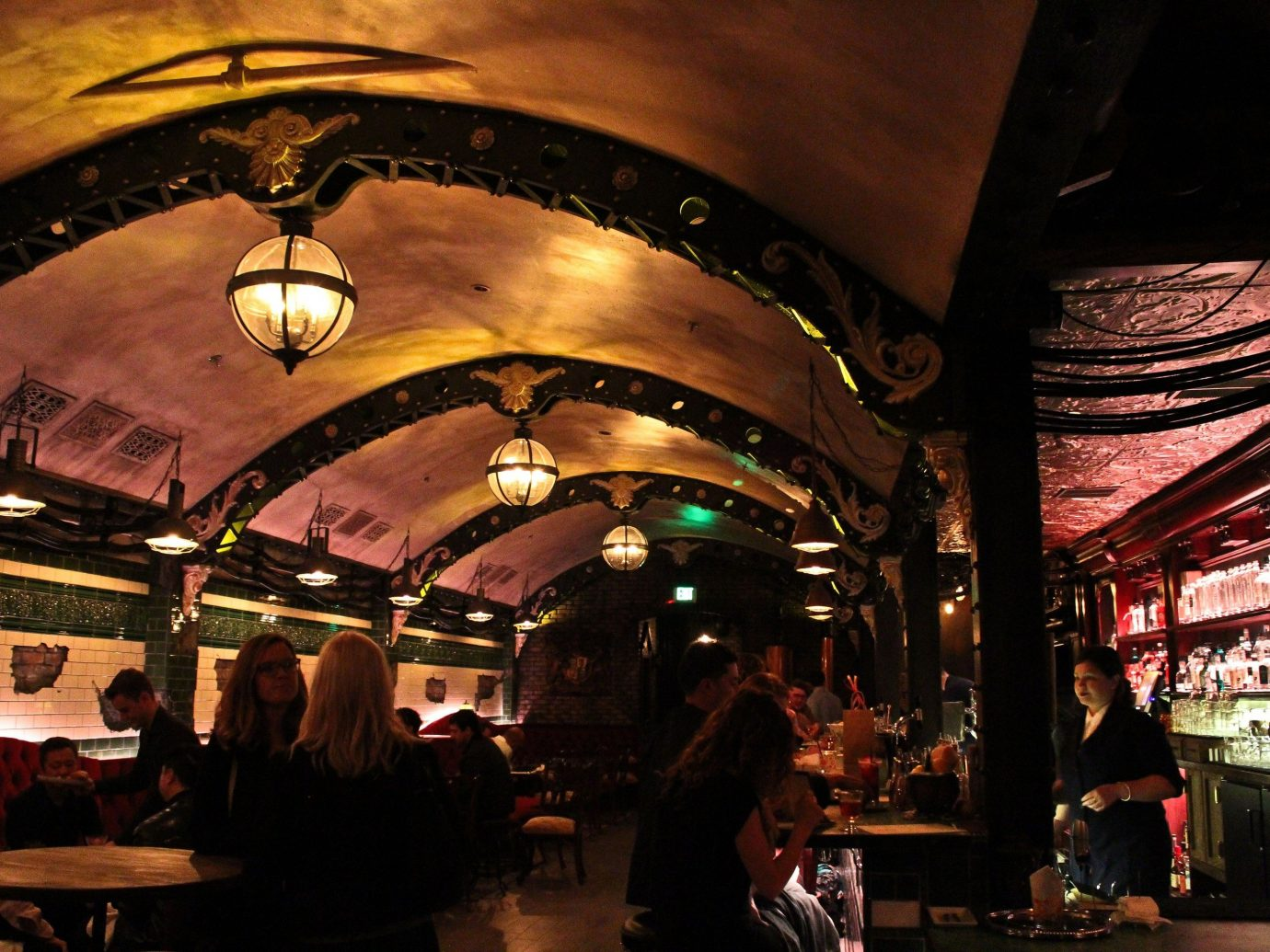 Trip Ideas person indoor people City night ceiling Bar restaurant market several