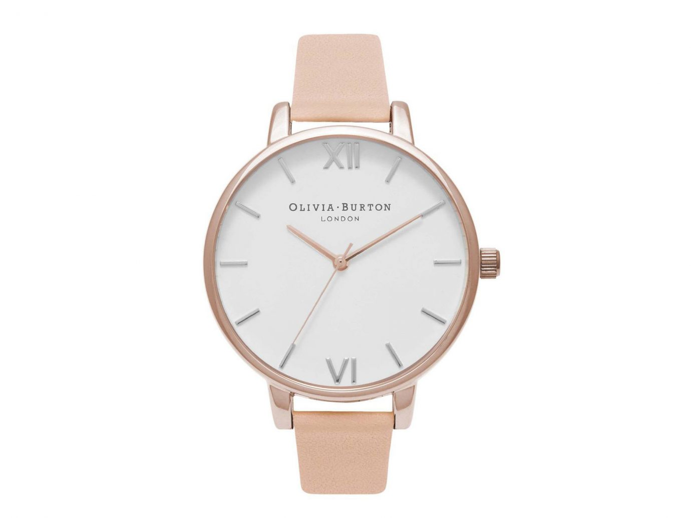 shopping Style + Design watch accessory watch watch strap strap metal product design product beige brand font