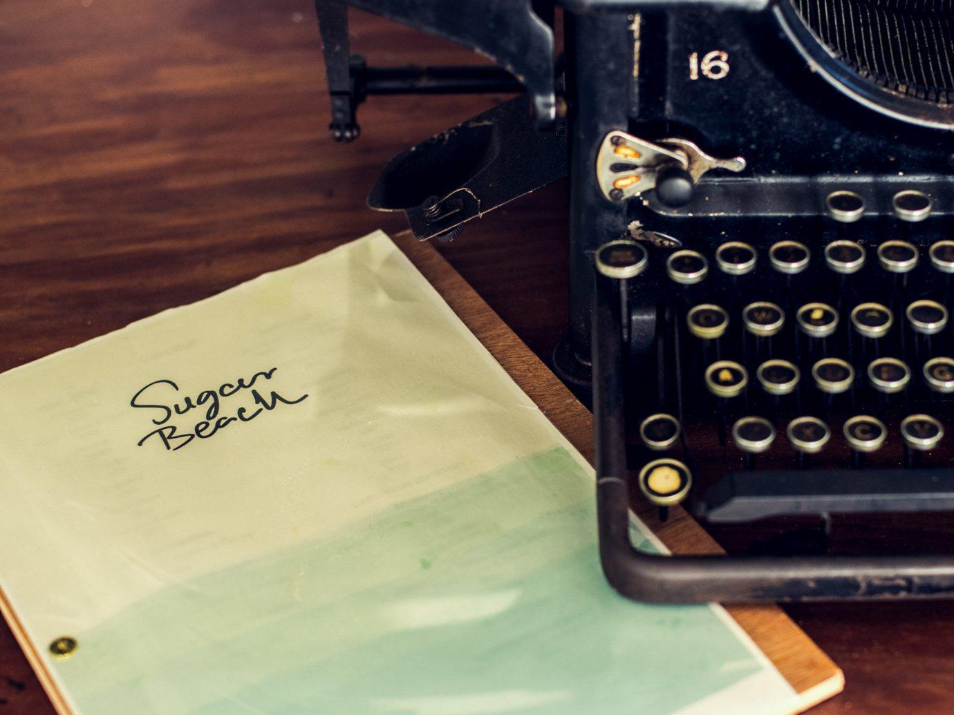 typewriter office supplies office equipment font