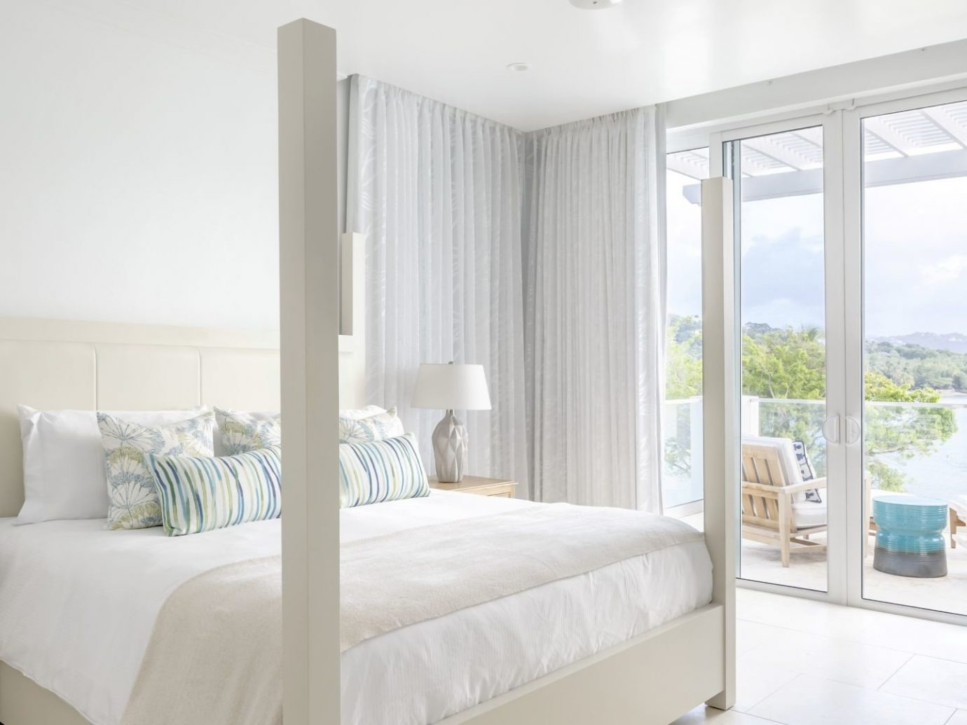 All-Inclusive Resorts Budget caribbean Hotels indoor wall bed window room property bed frame Bedroom interior design home window covering window treatment curtain real estate Suite estate ceiling floor mattress bed sheet furniture bedding interior designer window blind hotel product