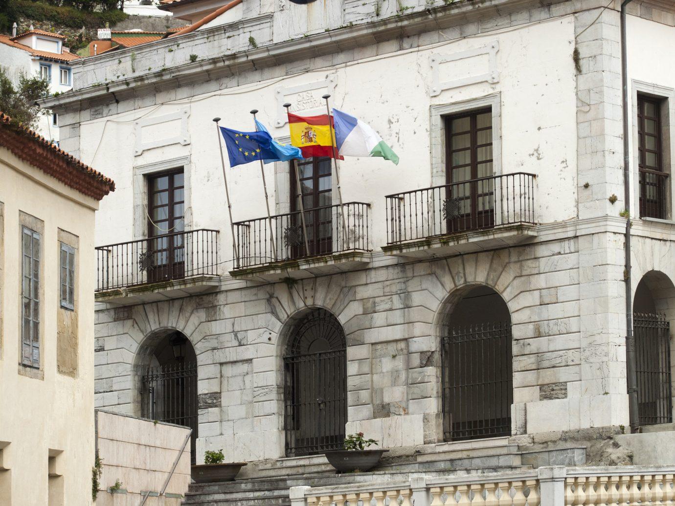 europe Spain Trip Ideas building facade historic site window history sky ancient history