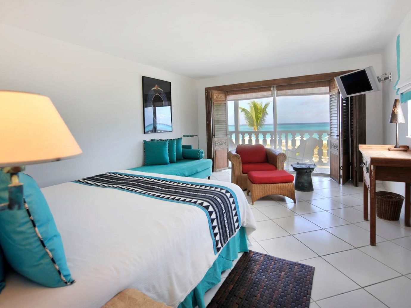 All-Inclusive Resorts caribbean Family Travel Hotels indoor floor wall room bed window ceiling Bedroom Living Suite real estate interior design furniture hotel estate area