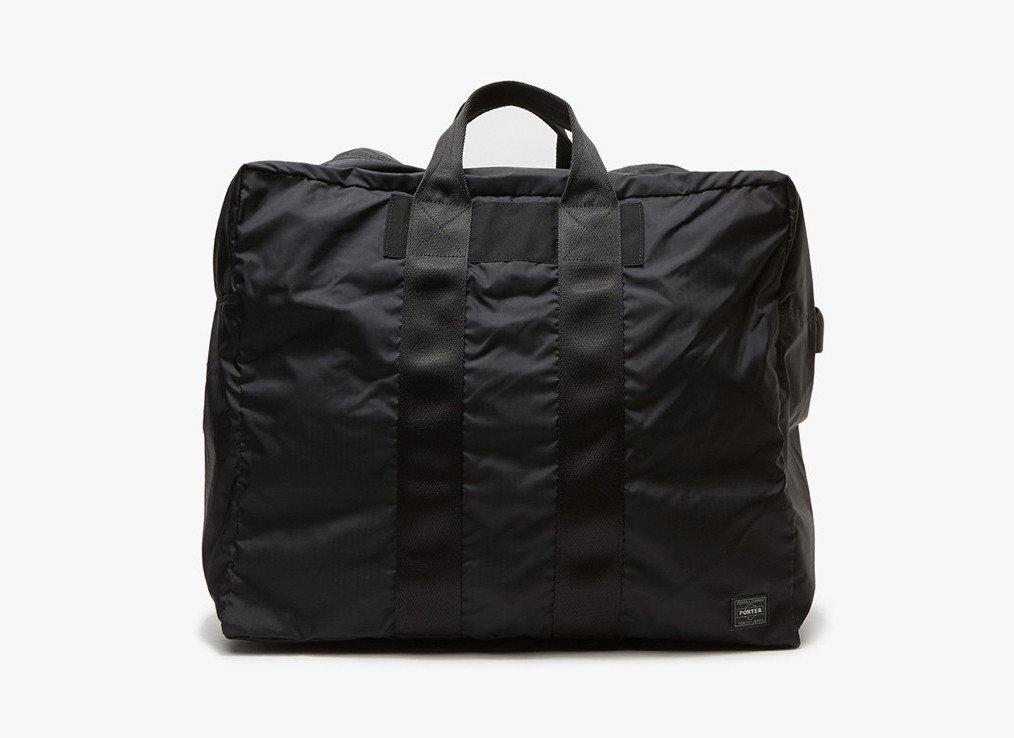 Japan Packing Tips Style + Design Travel Shop bag accessory black indoor product handbag shoulder bag baggage hand luggage business bag leather luggage & bags product design case pocket