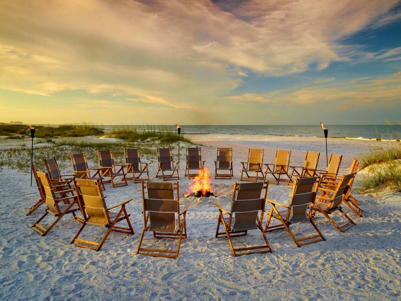 Omni Amelia Island Plantation Resort beach