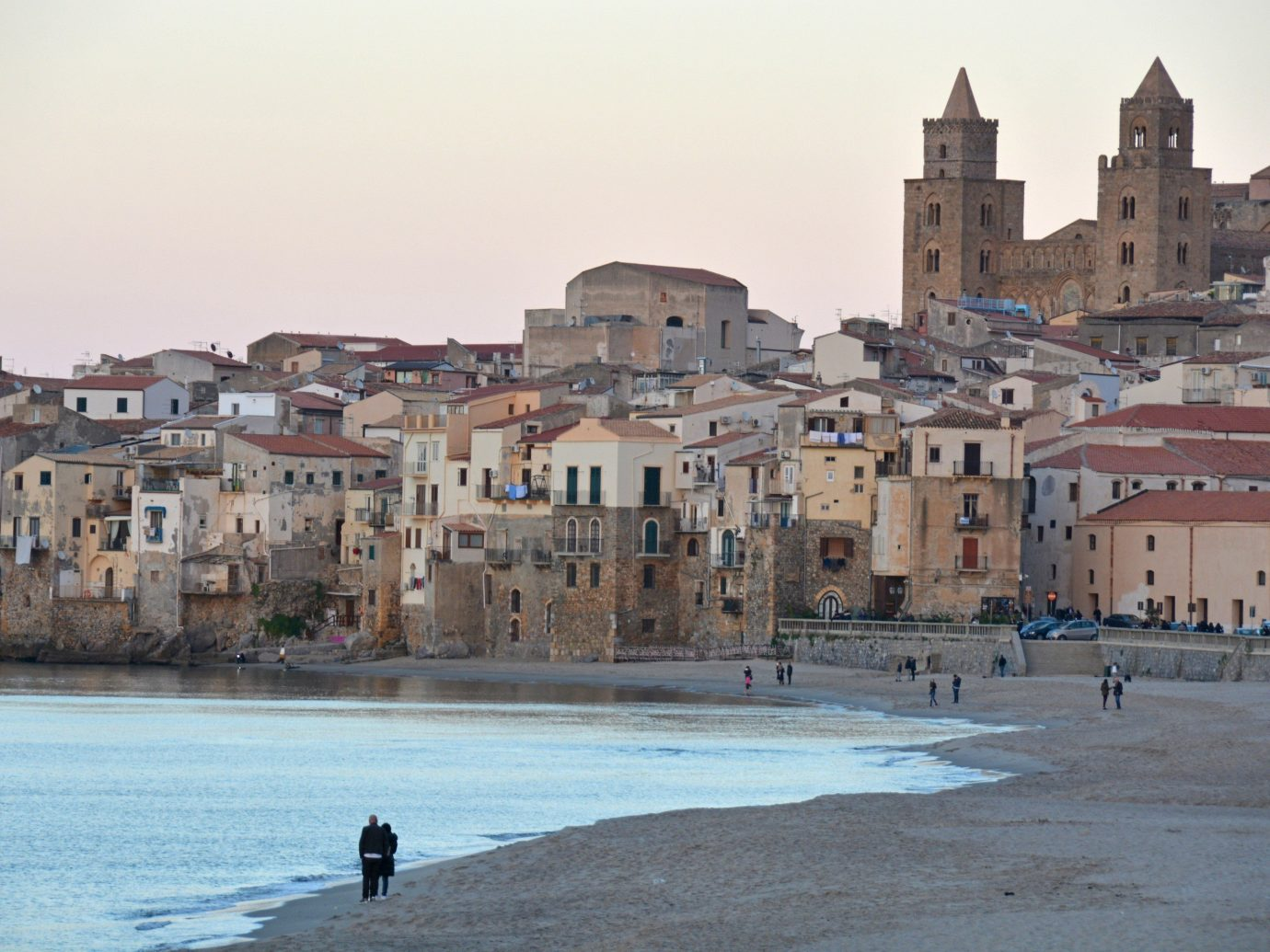 europe Italy Off-the-beaten Path Trip Ideas outdoor Town City Sea cityscape Coast human settlement vacation skyline Beach town square shore square
