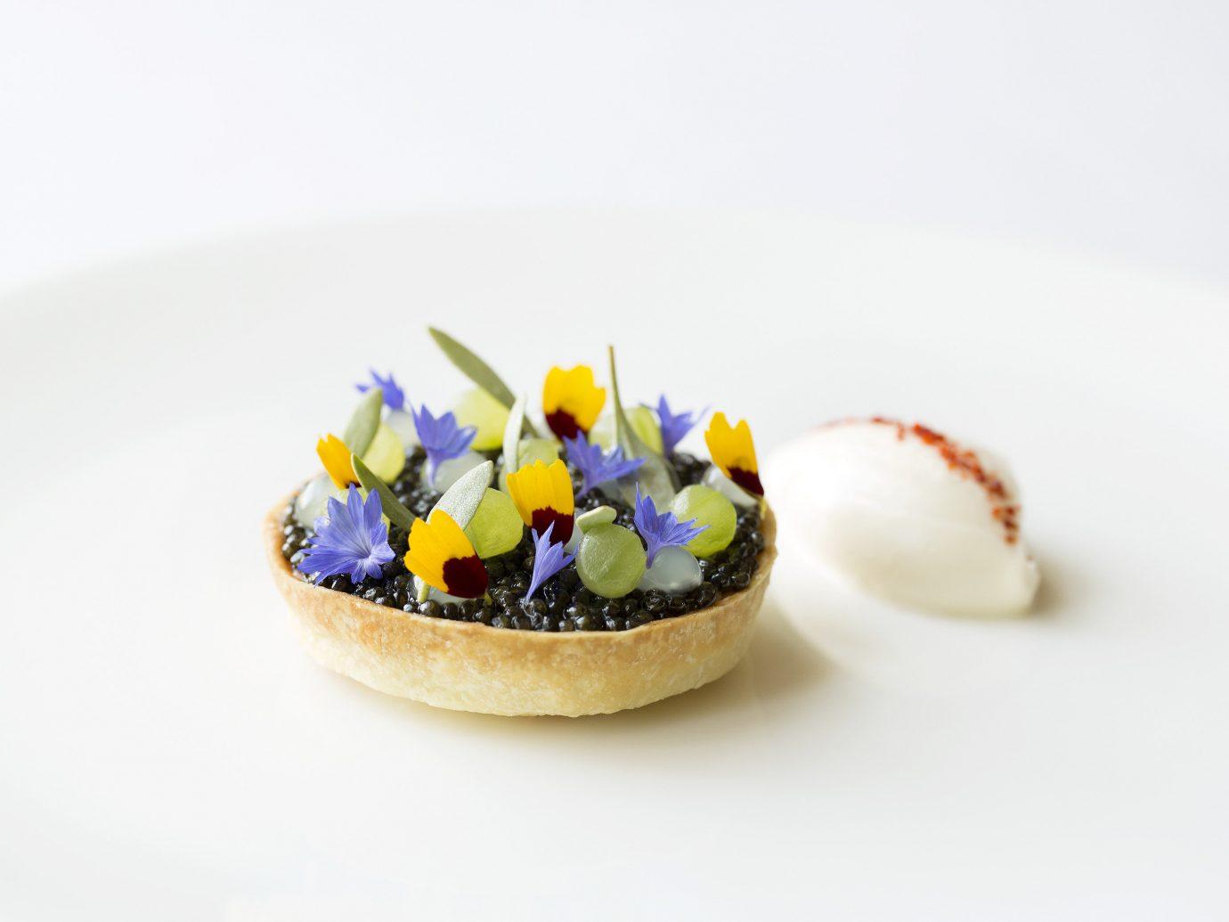 England europe London Luxury Travel Romantic Hotels plate table indoor dessert food finger food arranged