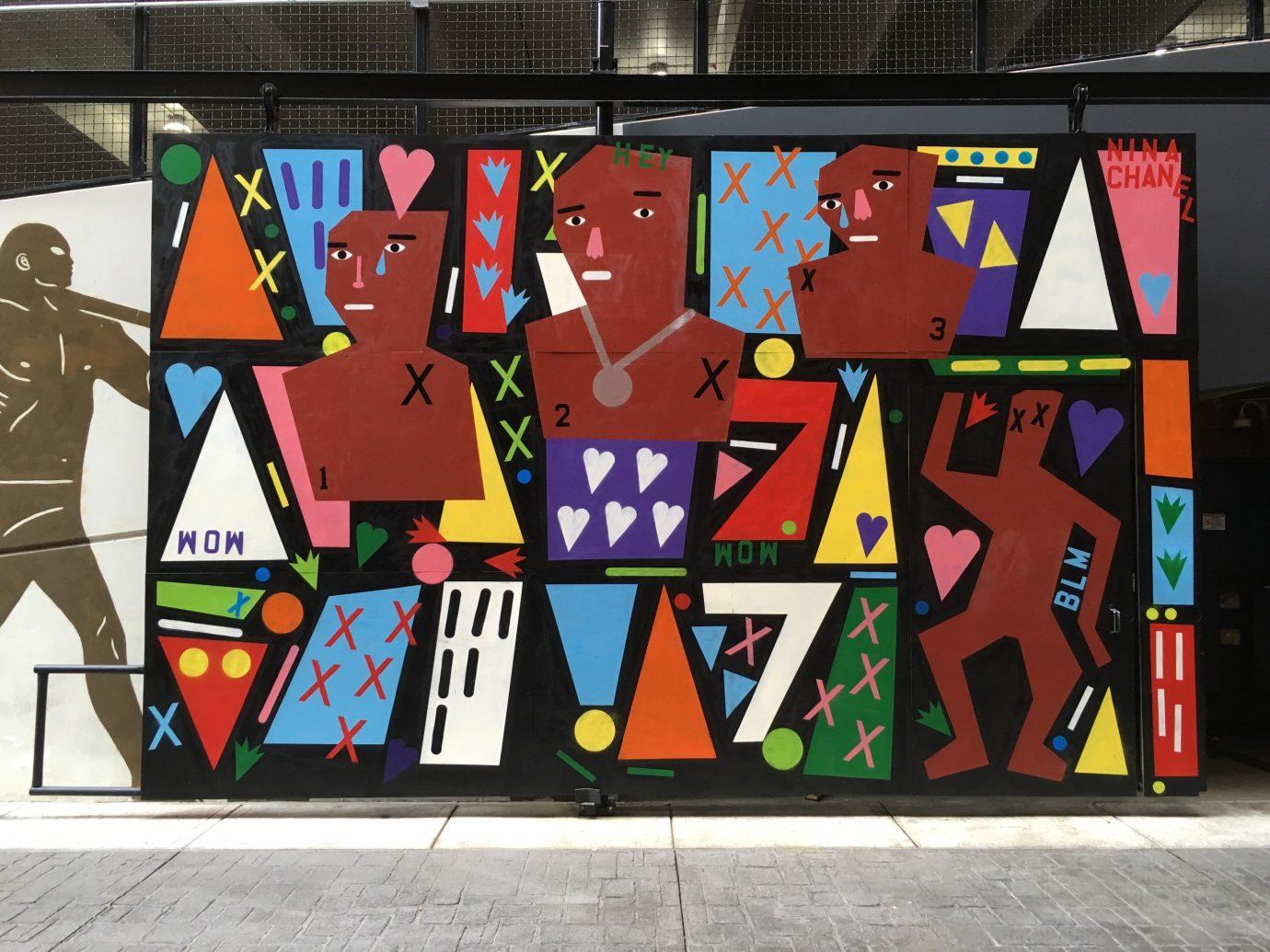 Detroit Influencers + Tastemakers Trip Ideas art mural street art modern art graffiti