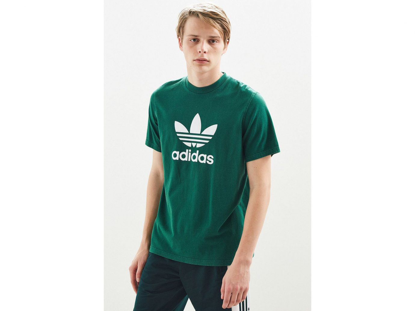 Spring Travel Style + Design Summer Travel Travel Shop t shirt person clothing green sleeve young boy standing posing jersey shoulder sportswear neck product font long sleeved t shirt male