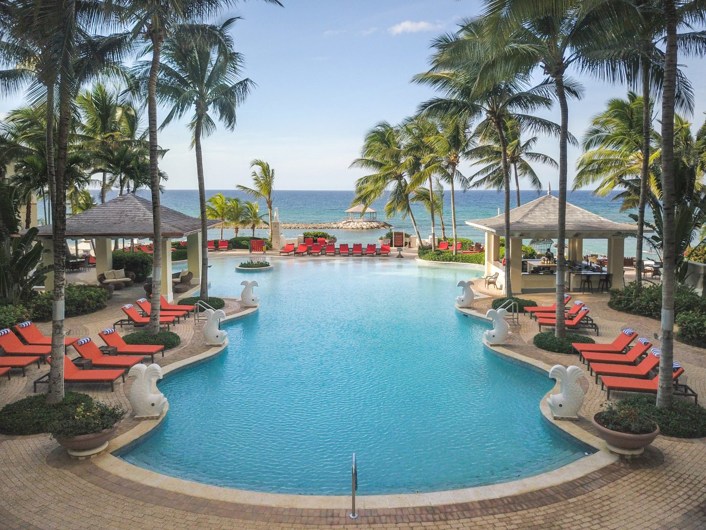 All-Inclusive Resorts Family Travel Hotels Resort swimming pool leisure property resort town palm tree vacation real estate arecales tourism tropics hotel estate caribbean tree recreation