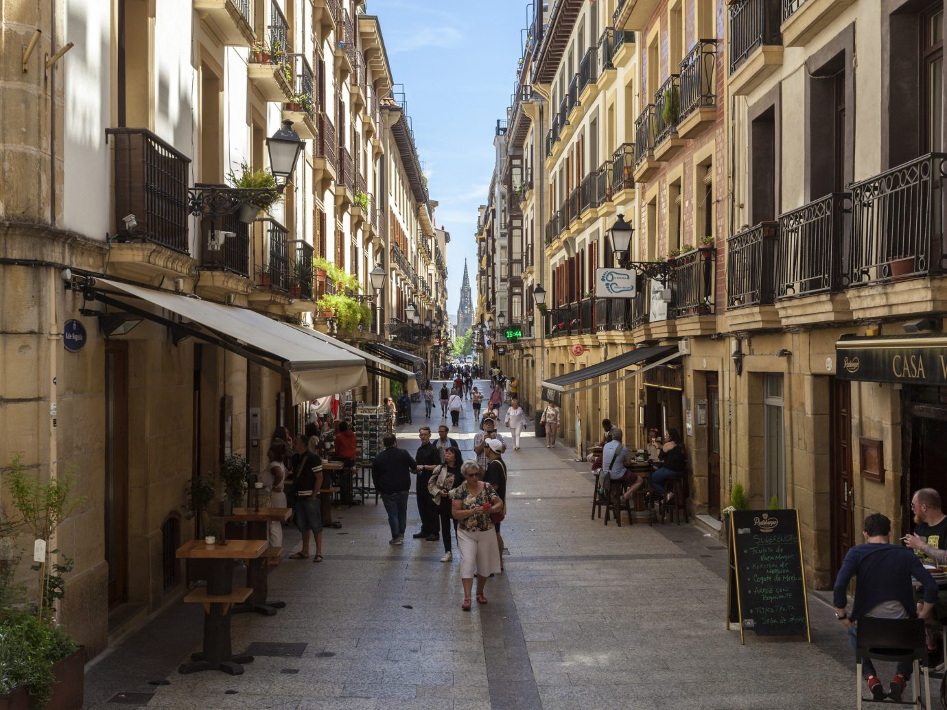 europe Spain Trip Ideas street Town neighbourhood alley City road pedestrian Downtown building facade metropolis
