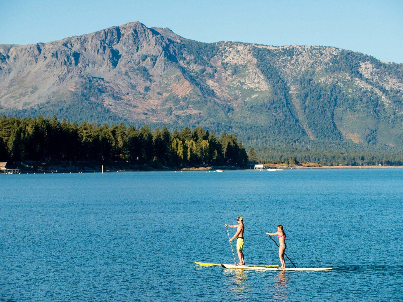 Lake Tahoe activity