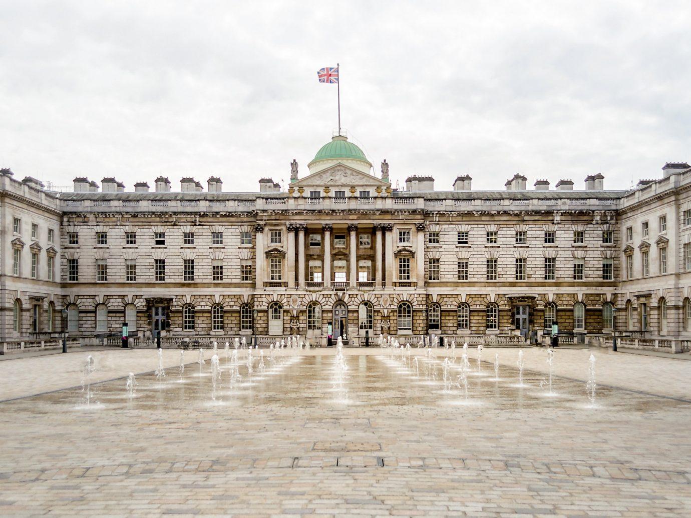 London UK Somerset House
