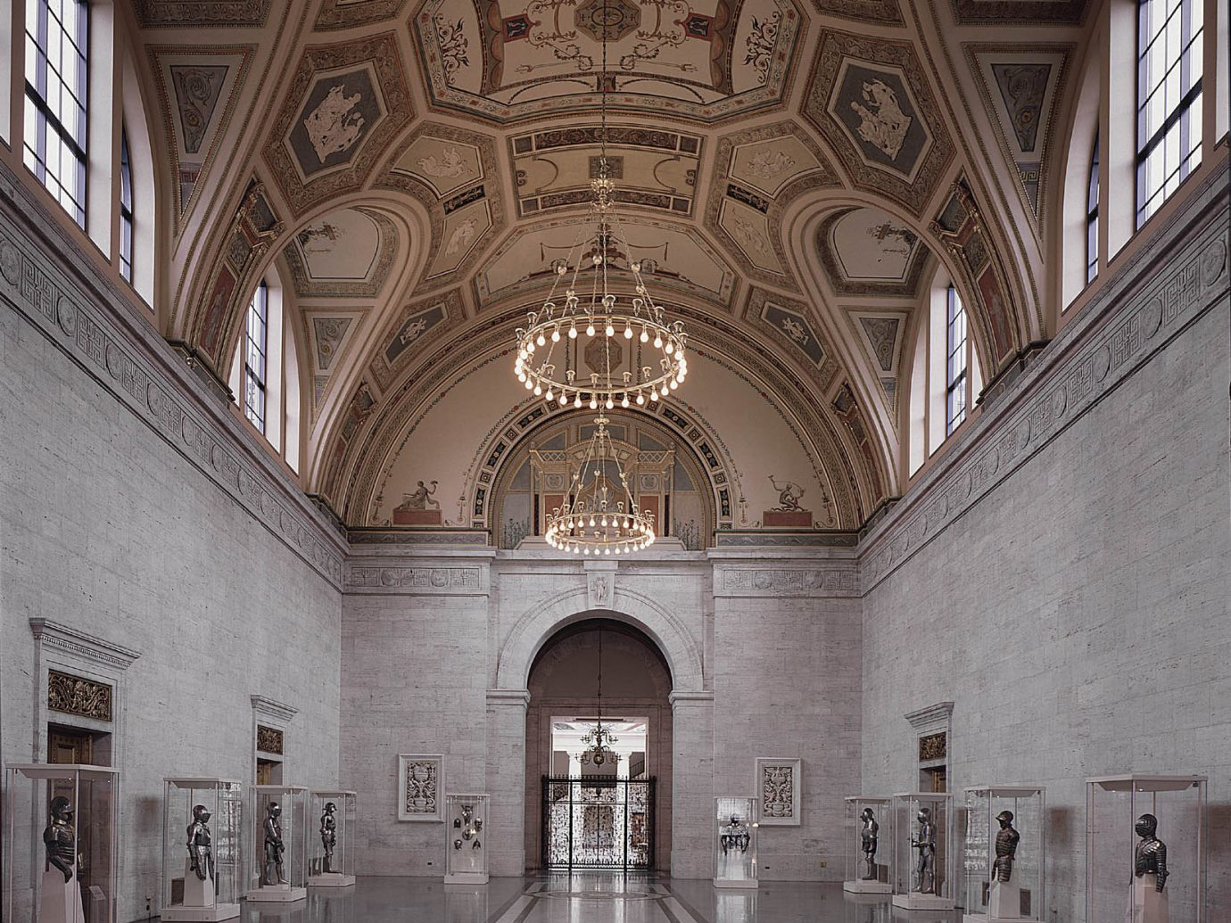 Detroit Influencers + Tastemakers Trip Ideas tourist attraction ceiling arch symmetry building basilica museum arcade chapel daylighting column baptistery interior design hall religious institute place of worship stock photography vault ancient history stone colonnade