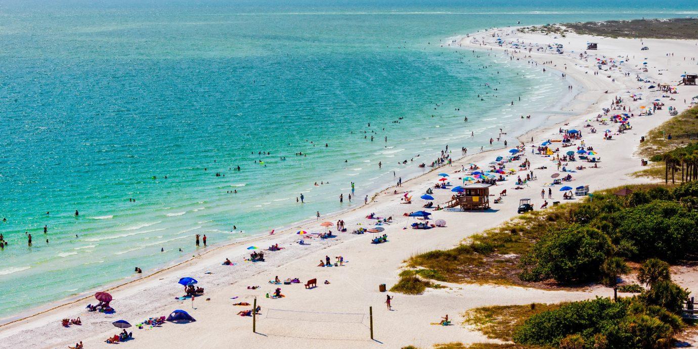 Sarasota Florida beach