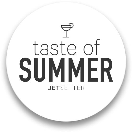 Jetsetter's Taste of Summer
