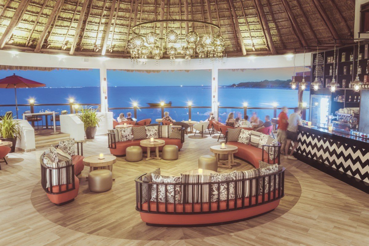 All-Inclusive Resorts caribbean Family Travel Hotels function hall leisure Resort interior design leisure centre Lobby recreation