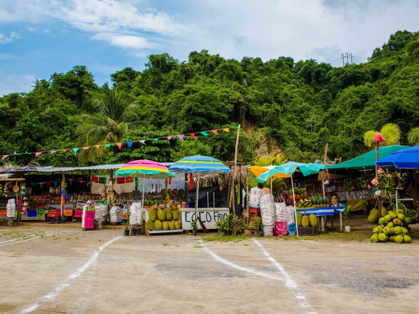 Food + Drink Mexico Puerto Vallarta sky tree plant leisure tourism City fair recreation Beach water vacation landscape fun