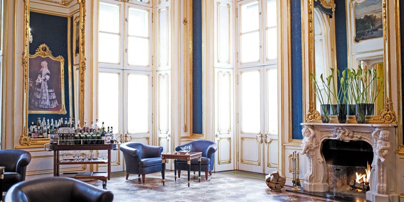 Austria europe Hotels Vienna interior design room living room window Lobby furniture home estate chair