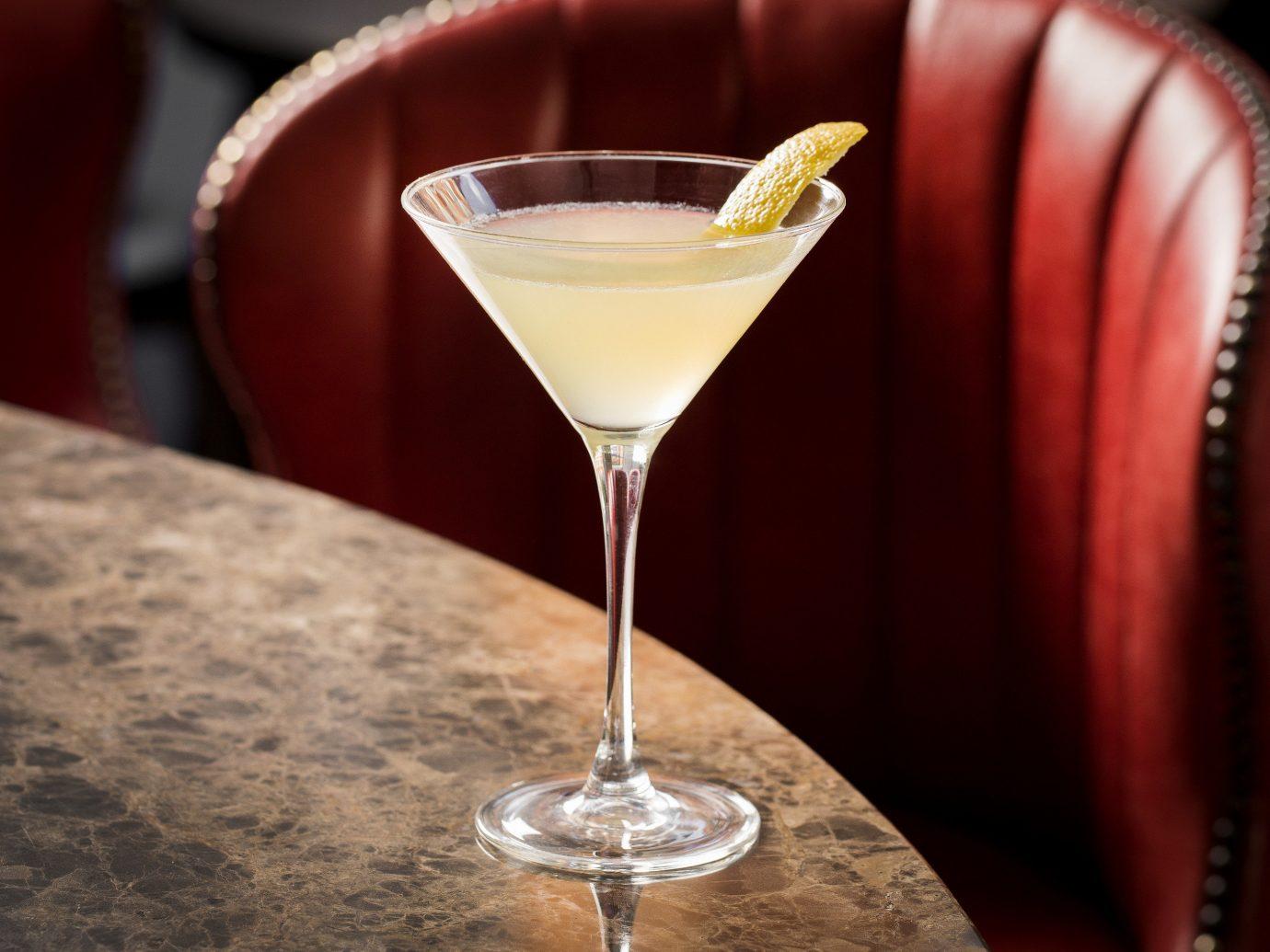 Martini at Tom's Kitchen in Chelsea, UK