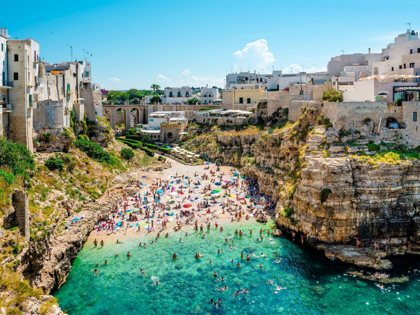 europe Italy Off-the-beaten Path Trip Ideas water body of water City Town Sea tourism Coast sky leisure Village tree bay vacation recreation