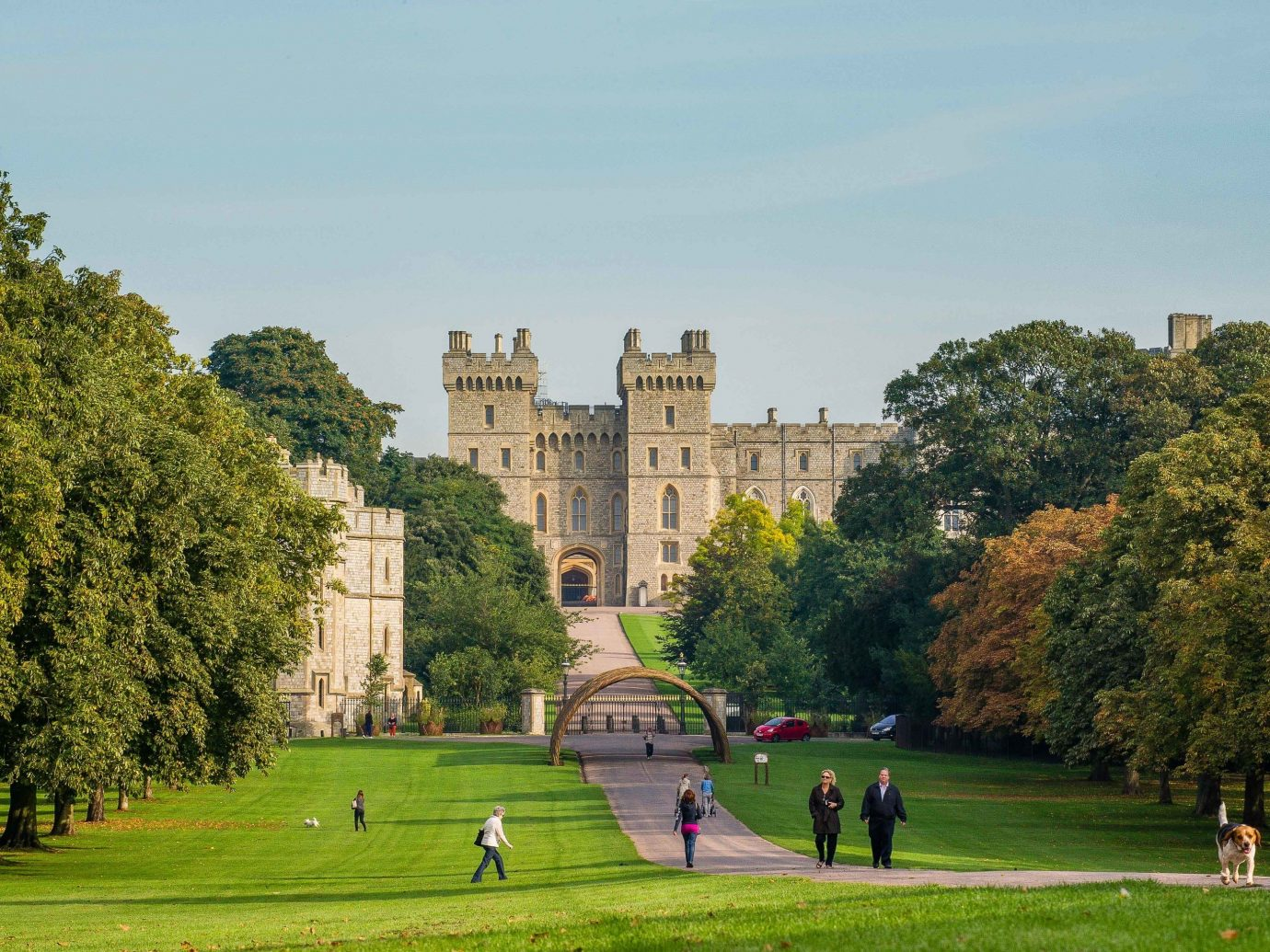 England europe London Trip Ideas Nature green stately home tree landmark sky woody plant grass leaf estate plant national trust for places of historic interest or natural beauty Garden daytime castle château park meadow building lawn landscape palace recreation City campus field university