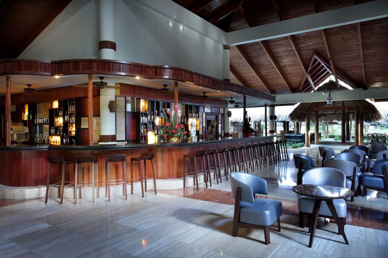 All-Inclusive Resorts caribbean Family Travel Hotels restaurant interior design café Lobby