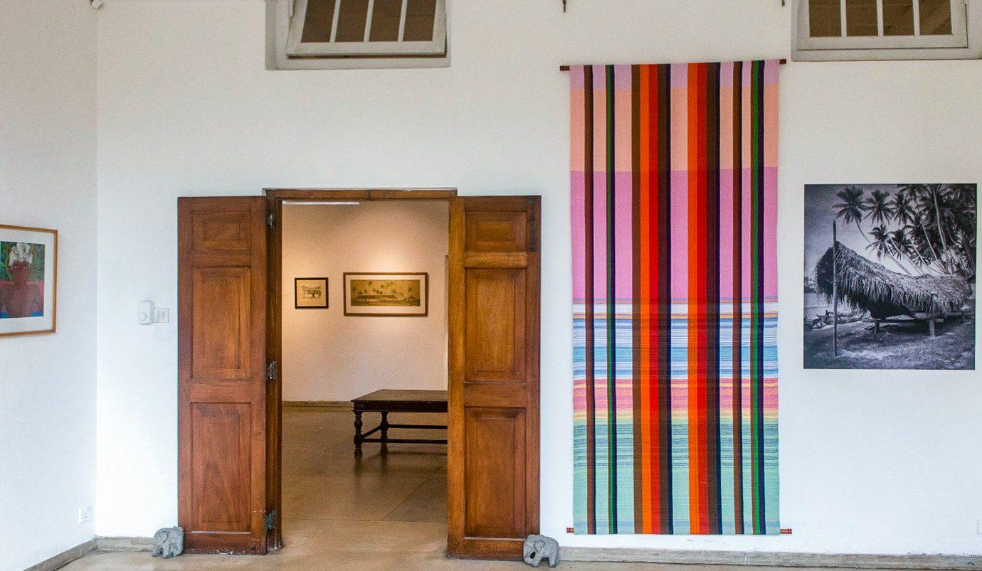 wall indoor floor interior design modern art door exhibition flooring art gallery art furniture