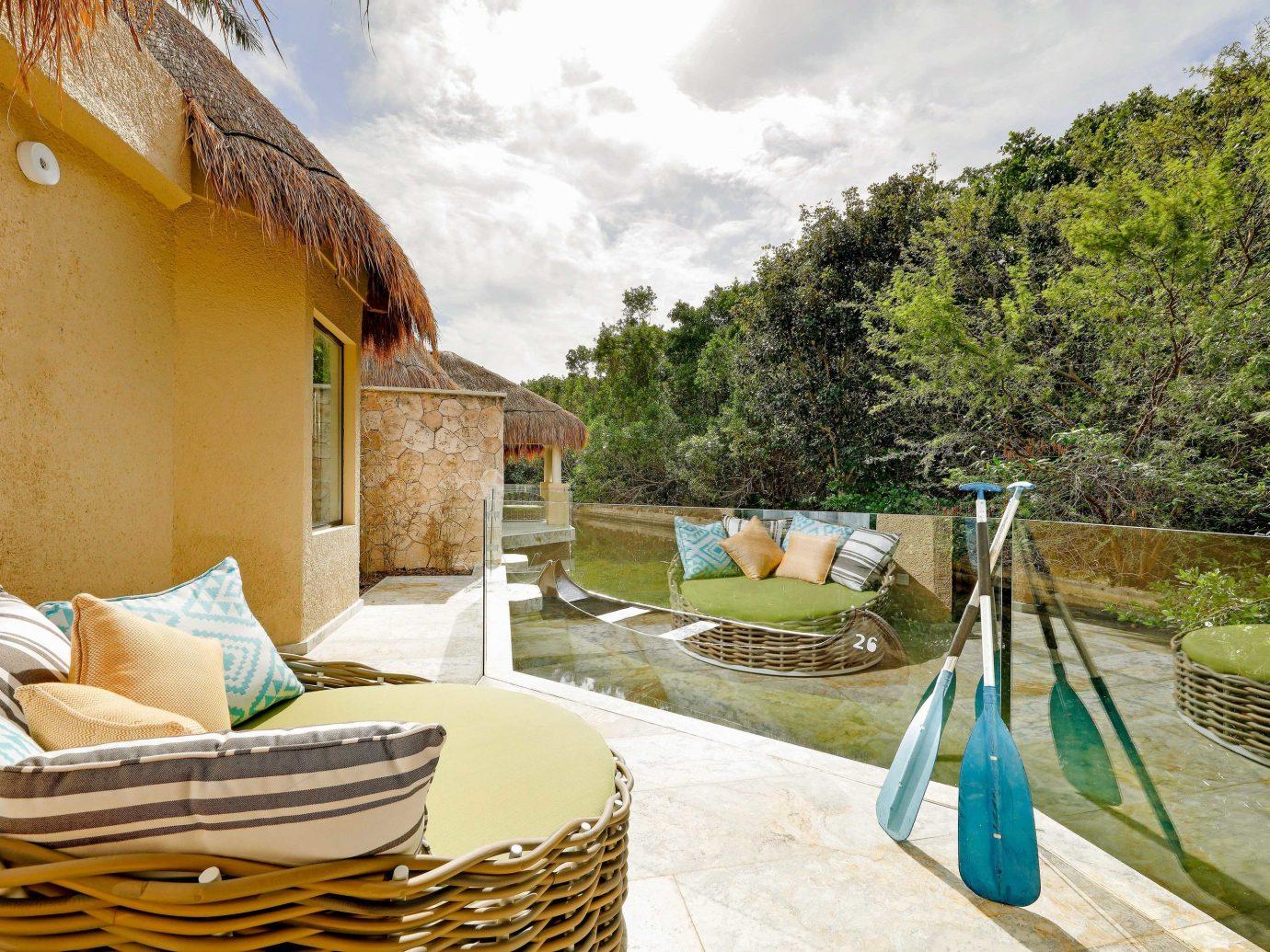 All-inclusive All-Inclusive Resorts Mexico Riviera Maya, Mexico property real estate estate Villa Resort home house outdoor structure hacienda vacation leisure