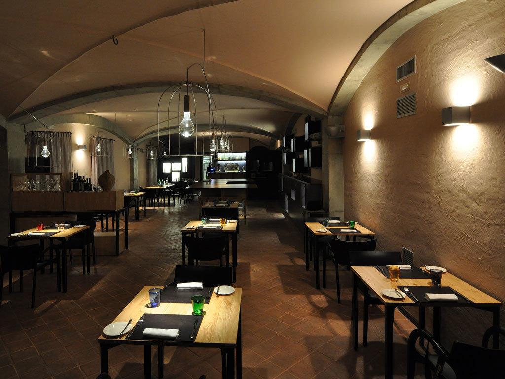 europe Hotels Italy Romance indoor floor room restaurant interior design ceiling table café cafeteria furniture several