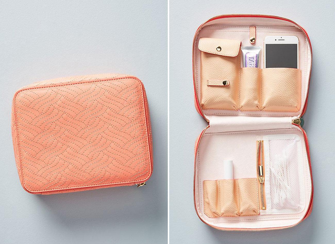 Travel Shop Travel Tech accessory fashion accessory case bag product product design coin purse handbag box items leather peach