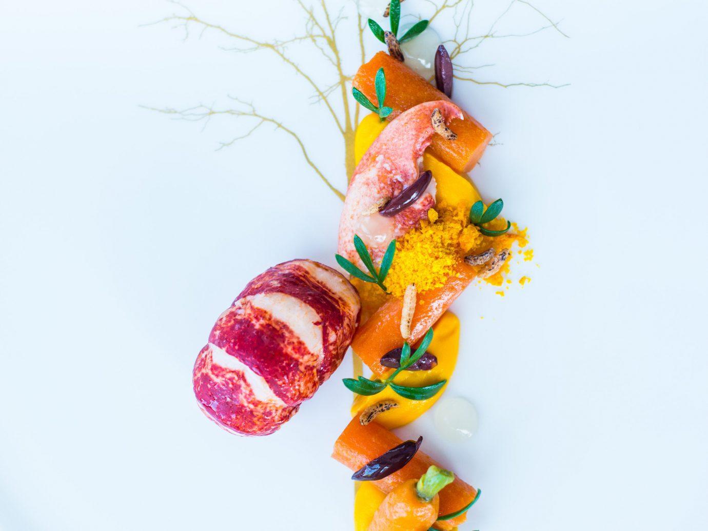 England europe London Luxury Travel Romantic Hotels plate art food dish colorful arranged