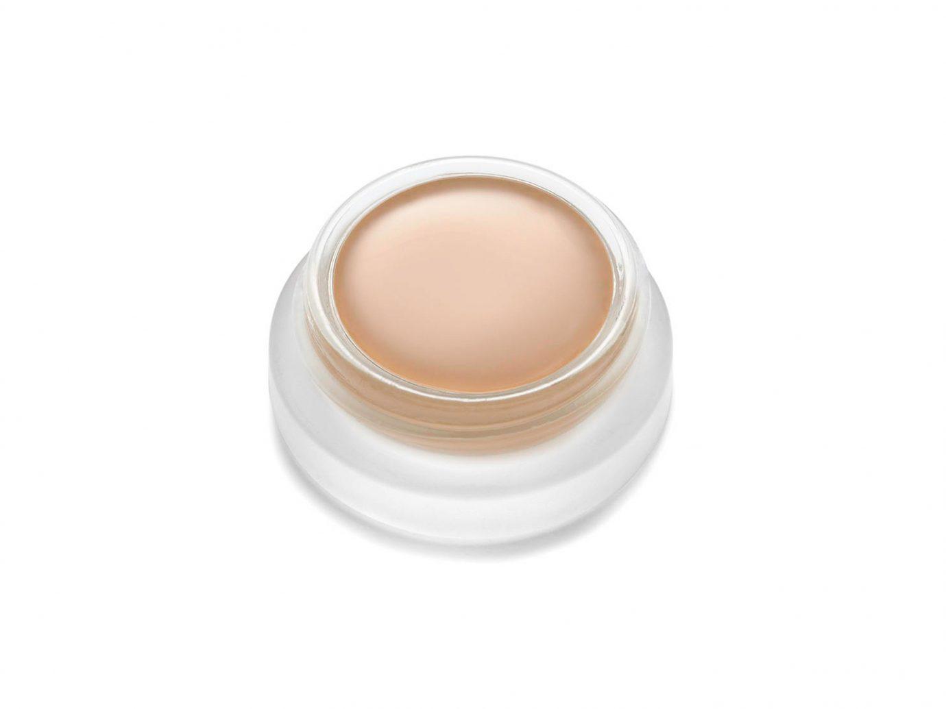 Health + Wellness Style + Design Travel Shop Beauty product beige cosmetics peach powder