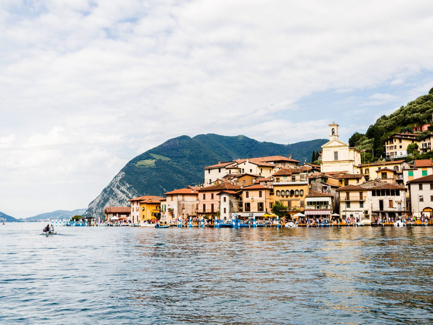 europe Italy Off-the-beaten Path Trip Ideas Sea sky body of water water Coast tourism Lake mountain River reflection City Boat bay tree coastal and oceanic landforms Ocean travel vacation landscape cloud Village