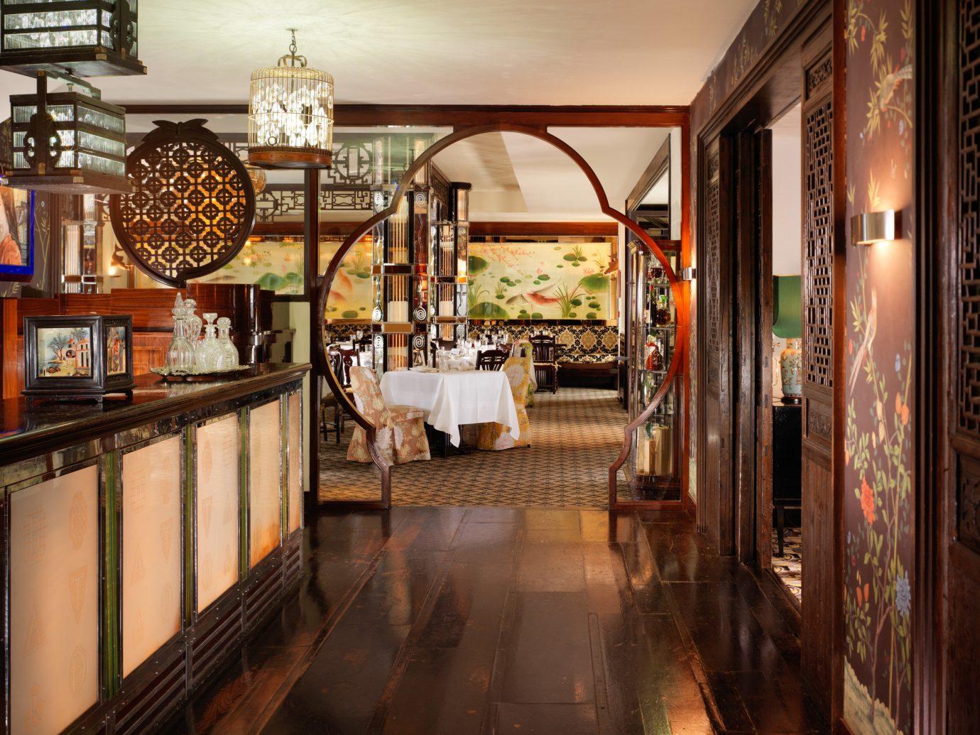 Dining Room at China Tang in Mayfair, London