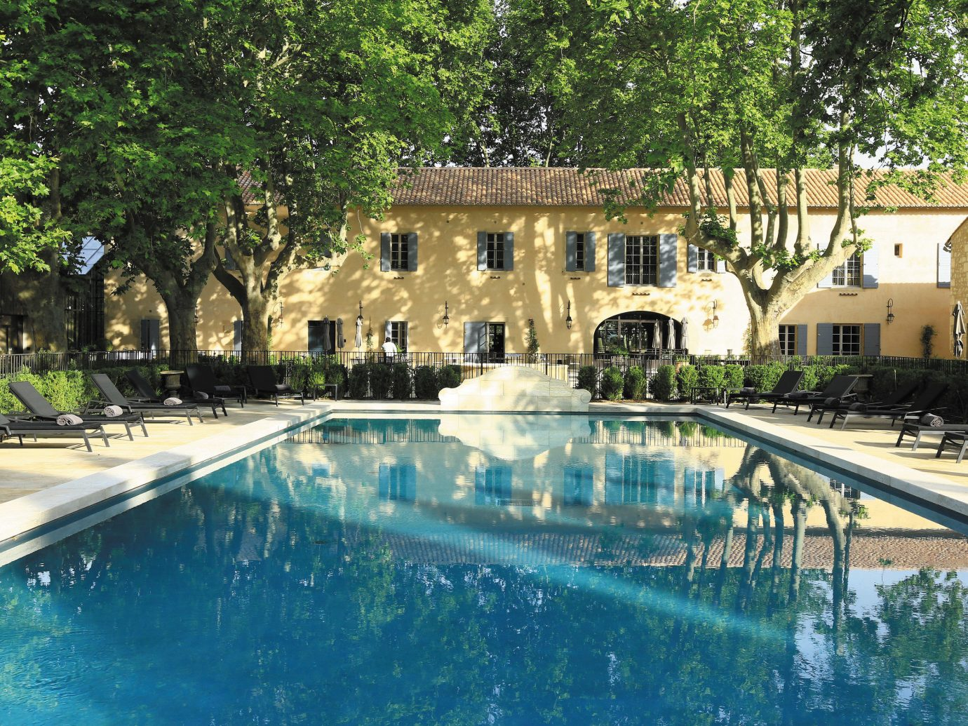 Austria England europe France Germany Italy Outdoors + Adventure Portugal Spain Trip Ideas tree outdoor swimming pool property estate building reflecting pool palace Resort mansion Villa plaza backyard Pool Courtyard water feature swimming