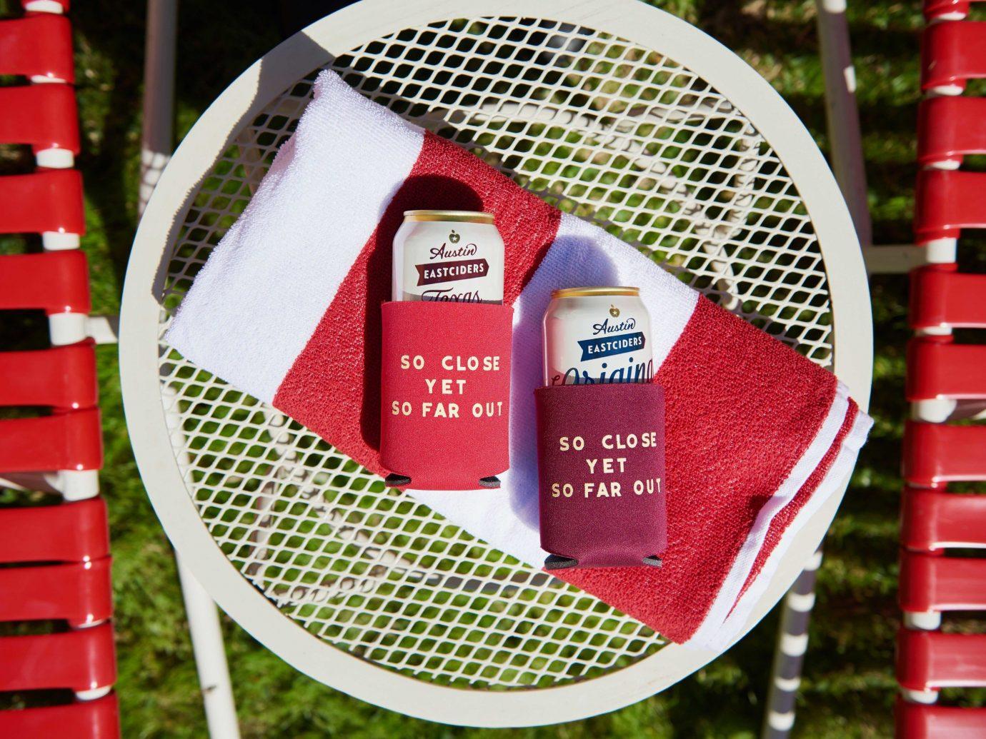 Austin Girls Getaways Texas Trip Ideas Weekend Getaways chair red cloth product grass seat recreation