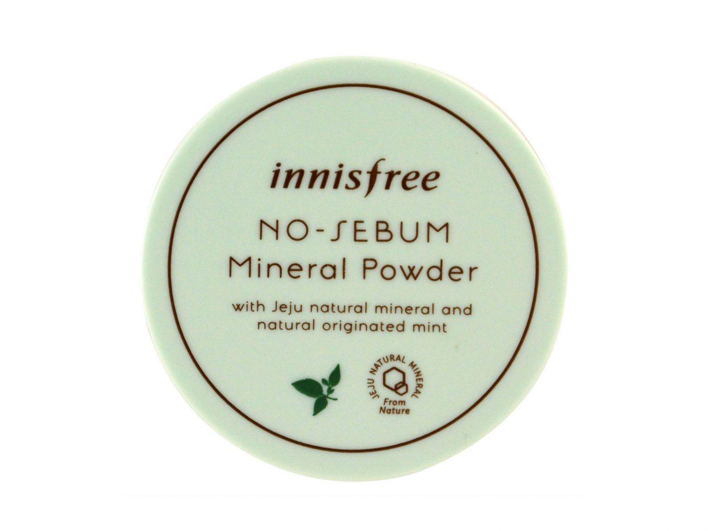 Korean beauty product Innisfree No-Sebum Mineral Powder