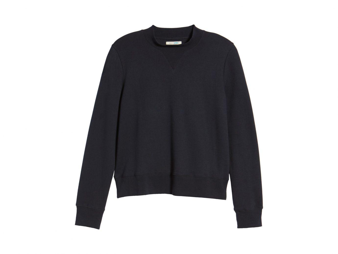 best sweatshirts, Madewell Offline Mock Neck Top